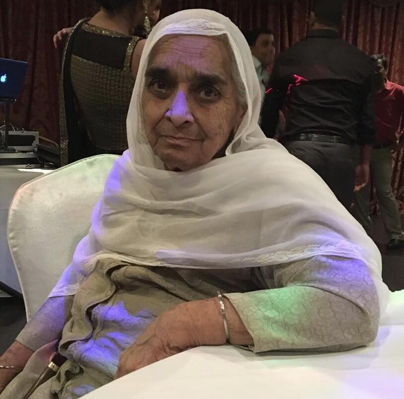 Mohinder Kaur Bhatti